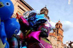 Plaza de Armas, Centro Histórico, SLP Fotografía: Kris Hdz.