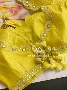 Fancy Blouse Designs, Designs For Dresses, Blouse Neck Designs, Blouse Styles, Dress Indian Style
