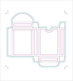 15 Playing Card Box Templates Free PDF Format Download
