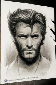 Wolverine(Sketch)