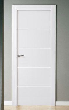 - Lilly is Love White Interior Doors, Interior Door Styles, Door Design Interior, White Doors, White Bedroom Door, Bedroom Door Design, Bedroom Doors, Modern Entrance Door, Modern Door