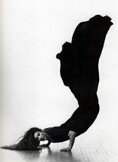 defiying gravity!