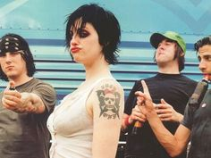 brody dalle - the distillers