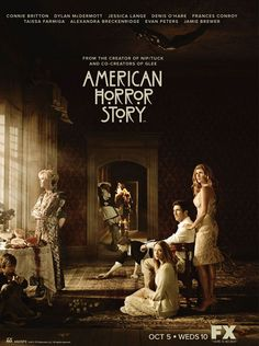 *American Horror Story*     Wow. This show kept me at the edge of my seat! I'm a bit torn in the season finale, but I'm not completely disappointed.