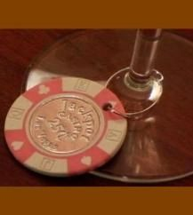 Ladies-Only Pink Poker Party - cute party idea...