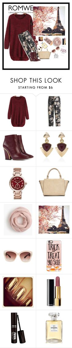 """""""CoOoOl Party"""" by ellaemma ❤ liked on Polyvore featuring J.Crew, Chloé, White House Black Market, Michael Kors, Wallis, Fay et Fille, Eloquii, Casetify, Chanel and H&M"""