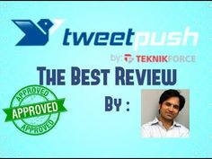 TweetPush - New SAAS Gets You Quality Traffic From Twitter On Autopilot ...