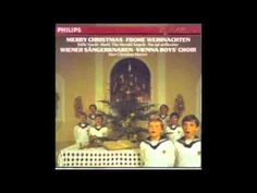 Stille Nacht, Heilige Nacht - Vienna Boys' Choir--I would love to see them, especially doing a Christmas song.