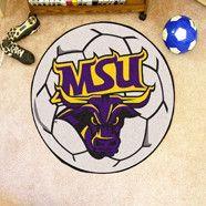 NCAA Minnesota State University - Mankato Soccer Ball