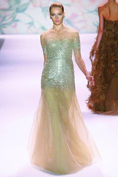 Monique Lhullier Spring 2011-  Still love this dress so much.