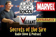SoS NYCC Special: Comic Book School Presents: Marvel, Valiant