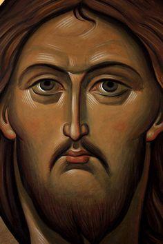 Whispers of an Immortalist: Icons of Jesus Christ 8 Byzantine Icons, Byzantine Art, Jesus Art, Jesus Christ, Christus Pantokrator, Writing Icon, Jesus Drawings, Paint Icon, Roman Art