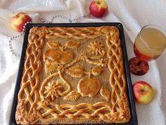 Rozi Erdélyi konyhája: Almás pite kreatívan