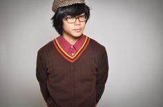 #Vintage V-Neck Sweater from HushHushFashion #Etsy