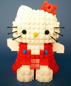 LEGO Hello Kitty #MademoiselleAlma #LEGO