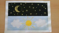 Den a noc Diy And Crafts, Crafts For Kids, Arts And Crafts, Preschool Activities, Kids Rugs, Seasons, Education, Den, Seasons Of The Year