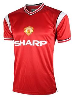 Manchester United home 1986