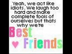 Me and my girls best friends forever quotes about friendship 9 sayings girl funny . Girls Quotes Images, Funny Quotes For Teens, Cute Quotes, Girl Quotes, Dear Best Friend, Best Friends For Life, Best Friend Quotes, True Friends, Best Friends Forever Images