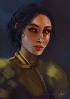 Josephine Montilyet by Sabinalibertad on DeviantArt