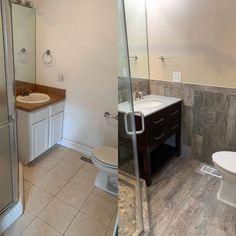 Bathroom renovation Residential Contractor, Next At Home, Construction, Bathroom, Instagram, Building, Washroom, Full Bath, Bath