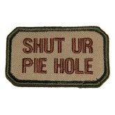 Shut Ur Pie Hole