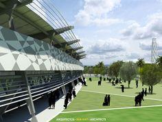 Olympic Complex of Mostaganem | www.suakay.com