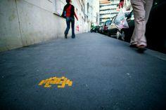 Invader - Paris
