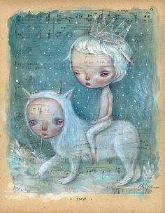 Frozen | Dilka Bear | 2014