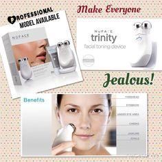 http://www.skincareandbodywork.com/ nu face trinity mini face lift