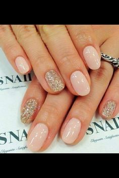 So doing this on my next Mani