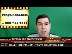 MLB Picks Predictions Betting Odds Preview Tuesday 10-11-2016