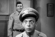 Haha! This pic is priceless. Love the Andy Griffith Show!
