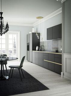 kitchen Tinta by Kvik