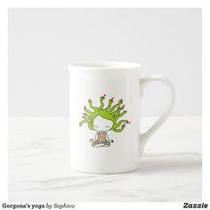 Gorgona's yoga tea cup