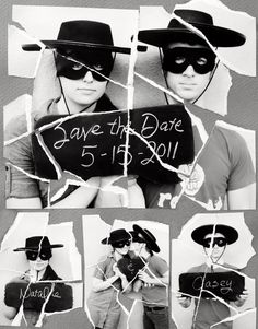 Going to use this some/how someway in the decor for the wedding! Oooh! I just thought of this! The only props I'll be giving are the bandit masks and hats! So the photobooth will be in dedication to Amelie!