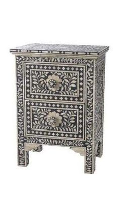Newport 1 Drawer Nightstand - traditional - nightstands and bedside tables - Hayneedle