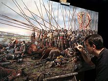 Augusto Ferrer-Dalmau Nieto is a Spanish hyperrealist painter who specialises in historical military paintings that portray different eras of the Spanish Armed Forces through hyperrealistc naturalism. Hyperrealism, Photorealism, Thirty Years' War, European History, Wildlife Art, Best Funny Pictures, Cool Art, Awesome Art, Basic Painting