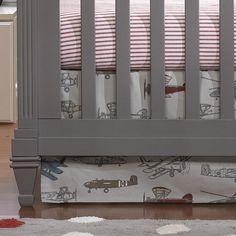 Baby boy bedroom themes vintage airplanes 65 ideas for 2019 Baby Boy Crib Bedding, Baby Boy Cribs, Cute Bedding, Baby Boy Rooms, Baby Boy Nurseries, Baby Boys, Vintage Airplane Nursery, Vintage Airplanes, Vintage Nursery