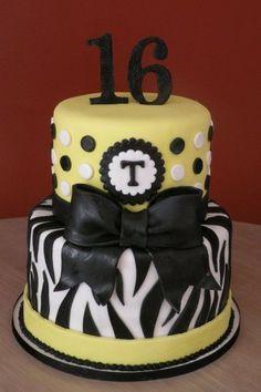 Zebra Cake Ideas (70 Photos)