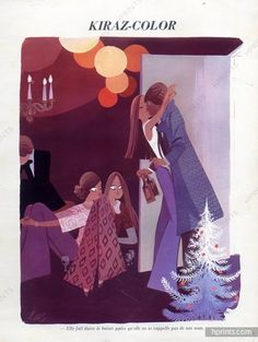 Edmond Kiraz 1972  Les Parisiennes