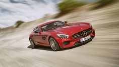 Our first look at the Mercedes AMG GT - BBC Top Gear