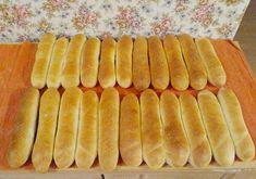 Rohlíky (a iné pečivo z rohlíkového cesta) – moje malé veľké radosti Hot Dog Buns, Hot Dogs, Ethnic Recipes, Hampers, Brot