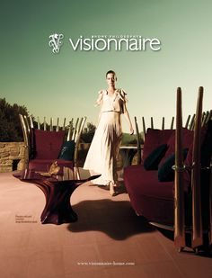 Visionnaire Outdoor Collection