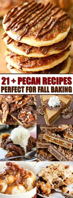 These Pecan Pie Cookies are so yummy and make the perfect fall treat! They are quick and easy to make and come out of the oven smelling delicious!