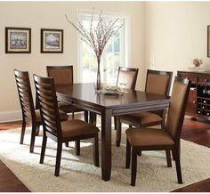 Bretton Grove 7 Piece Dining Set Dining Furniture