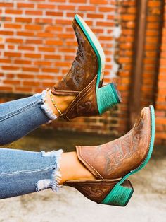 Southern Fried Chics | The BOHO Inspired Southern Chic Boutique Bootie Boots, Shoe Boots, Ankle Boots, Women's Shoes, Boho Shoes, Fall Shoes, Cute Shoes Boots, Boot Wedges, Fall Booties