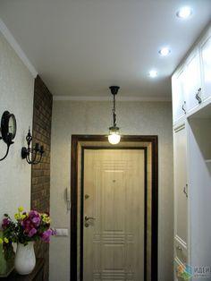 Длинный коридор светильник