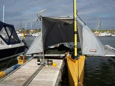 279 Best Boom Tents And Dinghy Cruising Images Dinghy