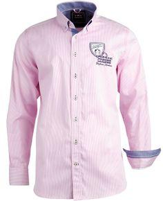 #Herrenhemd aus der Navy Lounge Kollektion von CLAUDIO #CAMPIONE.