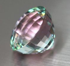Flawless copper paraiba tourmeline